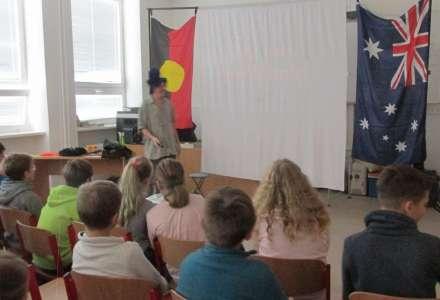 Australan ve škole aneb ochutnávka angličtiny rodilého mluvčího