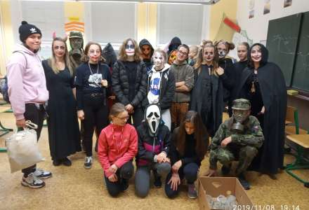 Reportáž z letošní Strašidelné školy
