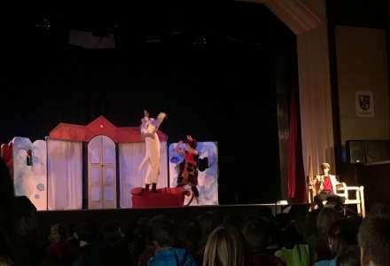 Divadelní představení Dášenka